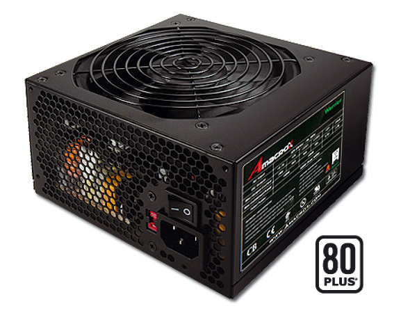 500 W ATX POWER SUPPLY