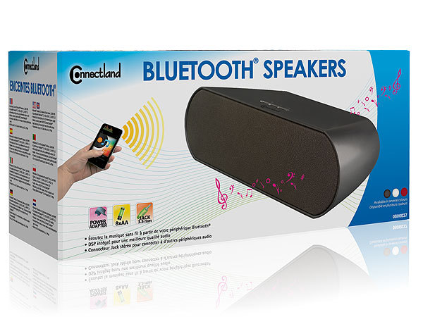 how to connect earuption bluetooth speaker