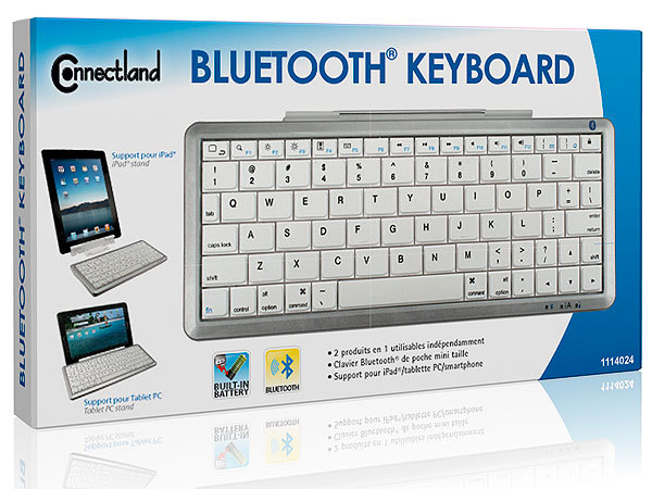 how to connect a jburrows bluetooth keyboard