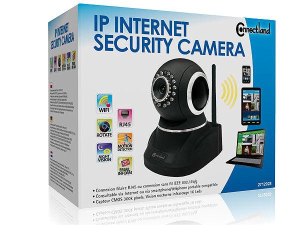 Ip Internet Security Camera