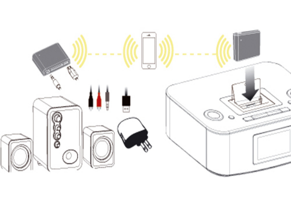 wireless audio adapter