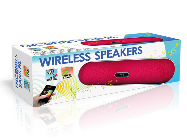 BLUETOOTH® SPEAKERS