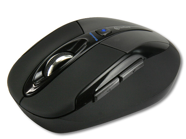BLUETOOTH WIRELESS OPTICAL MOUSE