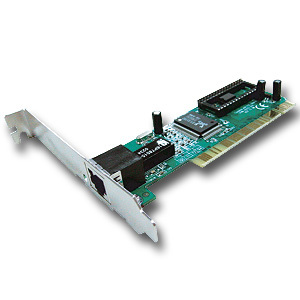 10/100 MBPS FAST ETHERNET PCI CARD
