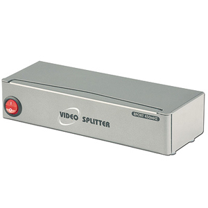 VIDEO SPLITTER 8 PORTS