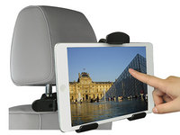 CAR HEADREST HOLDER FOR TABLET PC