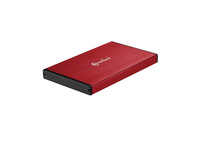 External enclosure 2.5 '' SATA USB v3.0 2612 RED Connectland